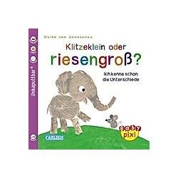 Klitzeklein oder riesengroß?. Maya Geis  - Buch