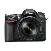 Nikon D7200 + AF-S DX 18-105mm ED VR