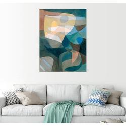 Posterlounge Wandbild, Lichtbreitung I 100 cm x 130 cm