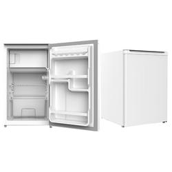 PKM Einbaukühlschrank KS 85.4A+ UB, 81.7 cm hoch, 48 cm breit, Unterbau Kühlschrank mit Gefrierfach 4**** weiß 81L A+
