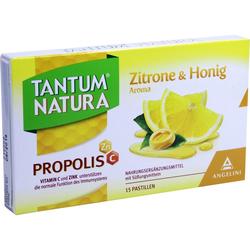 Tantum Natura Propolis mit Zitrone und Honig Aroma
