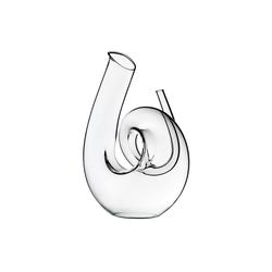 RIEDEL Glas Glas Dekanter HM Curly, Kristallglas