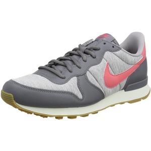 Nike Damen Internationalist Laufschuhe, Gunsmoke Sea Coral A, 38.5 EU