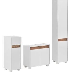Schildmeyer Badmöbel-Set , weiß, »Cosmo«