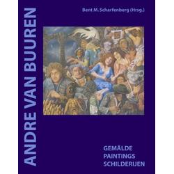 Andre van Buuren als Buch von Bent M. Scharfenberg