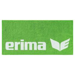 erima Handtuch - green/weiß