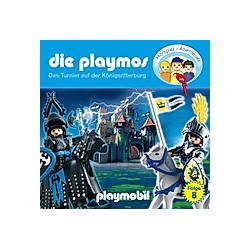 Die Playmos - 8 - Das Tunier auf der Königsritterburg - Hörbuch