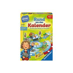Ravensburger Lernspielzeug Rund um den Kalender