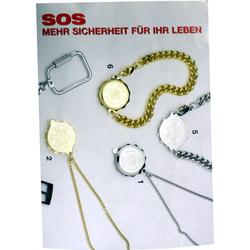 SOS ANHÄNGER m.Notfallausweis