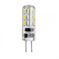 Hama LED-Lampe, 112597, G4, 100lm - ersetzt 11W Stiftsockellampe, warmweiß