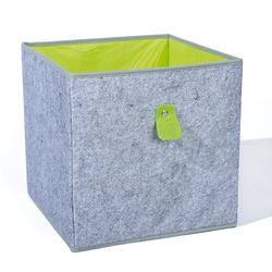 Inter Link Aufbewahrungsbox Aufbewahrungsbox, grün/grau grau