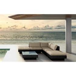 Baidani Rattan Garten Lounge Sunqueen Select