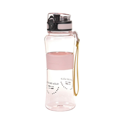 Lässig Trinkflasche Tritan Trinkflasche Adventure Girls, 550 ml