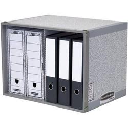 Ordnerarchiv Stax System BxHxT 56,5x41,4x40,5cm grau