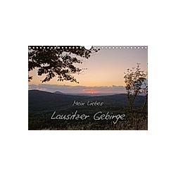 Mein liebes Lausitzer Gebirge (Wandkalender 2021 DIN A4 quer)