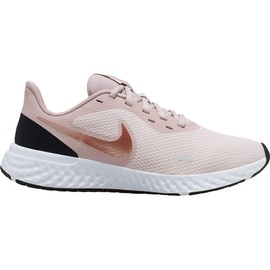Nike Revolution 5 W barely rose/metallic red bronze/stone mauve 43