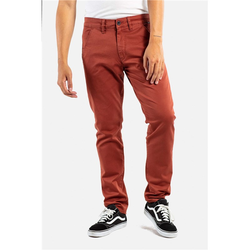 Hosen REELL - Flex Tapered Chino Red Brown (190)