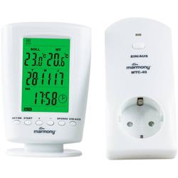 MARMONY Thermostat MTC-40, Funk weiß