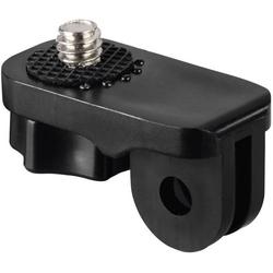 Hama Kameranschluss für GoPro Stativgewindeadapter 1/4 Zoll Schraube