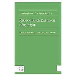 Johann Jakob Rambach (1693-1735) - Buch