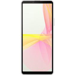 Sony Xperia 10 III Smartphone (15,24 cm/6,0 Zoll, 128 GB Speicherplatz, 12 MP Kamera, 5G) Smartphone (15,24 cm/6 Zoll, 128 GB Speicherplatz, 12 MP Kamera) weiß