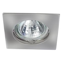 Einbaustrahler-Einbaurahmen NAVI-CTX-DS10-C GU5.3 eckig, chrom