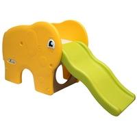 LittleTom Rutsche Elefant Junior gelb/grün (EPR-KS-103)