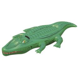 Reittier Krokodil ca. 200x115cm