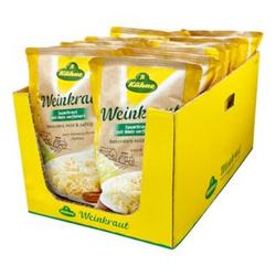Kühne Sauerkraut mild 500 g, 16er Pack