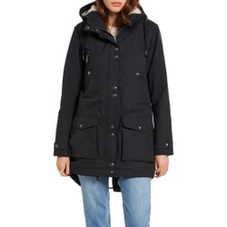 Volcom - Walk On By 5K Parka Black - Jacken - Größe: M
