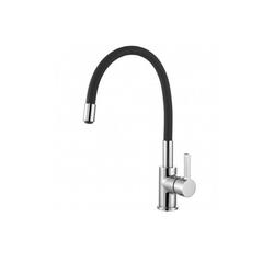 HAK Küchenarmatur Sinks Küchenarmatur, Chrom/schwarz Größe 336mm
