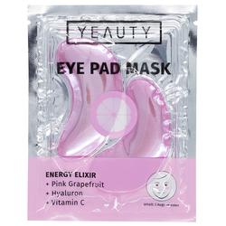 YEAUTY Energy Elixir Eye Pad Mask 2er