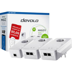 Devolo Magic 2 Powerline WLAN Network Kit 2.4 GBit/s