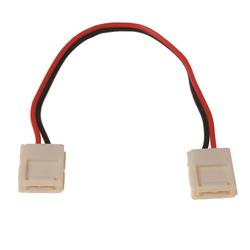 LED-Anschluss 10mm. Auf zwei Seiten Anschluss.