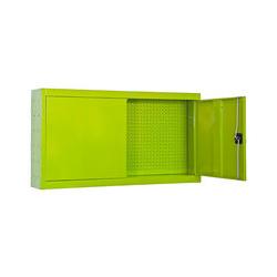 Armoire métallique pour outils de jardin KIT CABINET TOOLS PANNEL - 675 x 1200 x 200 mm - Vert
