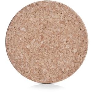 Zeller Kork-Untersetzer, Für den idealen Schutz von Oberflächen vor Nässe, Hitze und Schmutz, Größe: ca. Ø 11 cm
