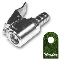 Momentstecker Hebelstecker 8mm Ventilaufsatz Reifen Druckluft BRADAS 6012