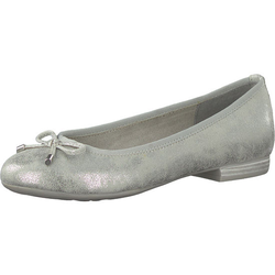 Ballerina, silber, Gr. 38 - 38 - silber
