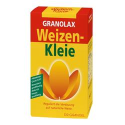 WEIZENKLEIE Granolax Grandel Pulver 200 g
