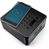 Caliber HCG010QIDAB-BT Wecker Digitaler Wecker Schwarz