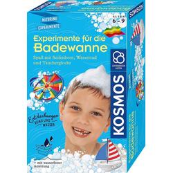 Kosmos Lernspielzeug Experimente für die Badewanne