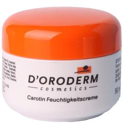 D'ORODERM Carotin Feuchtigkeitscreme 50 ml