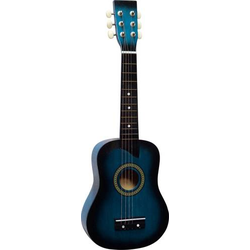 MSA Musikinstrumente TL 2 Konzertgitarre Blau