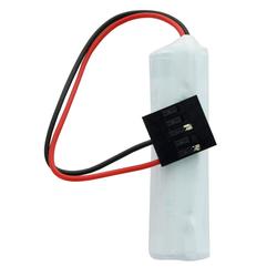 Speicherbatterie 3,6V passend für Toshiba 153198-1 Batterie 2600mAh, Toshiba ER6VC3N
