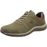 CAMEL ACTIVE Herren Peak Low lace Shoes Sneaker, Taupe, 43 EU