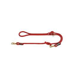 Hunter Hundeleine Oss, Polyamid rot S - 0 cm x 2 m