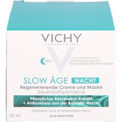 VICHY SLOW Age Nachtcreme 50 ml