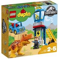 Lego Duplo T-Rex Aussichtsplattform (10880)