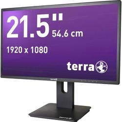 Terra LED 2256W PV LED-Monitor 54.6cm (21.5 Zoll) EEK A+ (A++ - E) 1920 x 1080 Pixel Full HD 5 ms Di