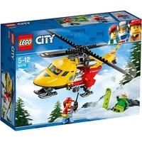Lego City Rettungshubschrauber (60179)